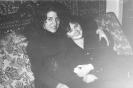 1973 свадьба Ли.